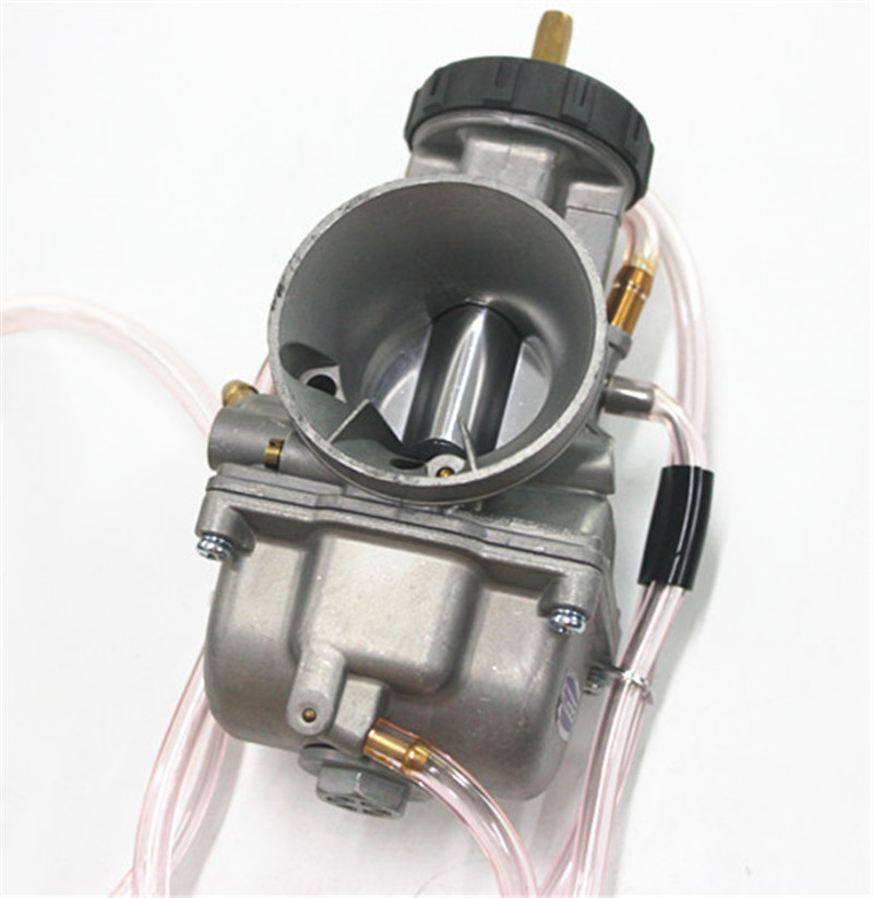 30 countries free shipping:  38 mm Keihin PWK Carburador Motorcycle Motocross Carburetor Universal Used ATV UTV original 26mm mikuni carburetor for cbt125 cb125t cbt250 ca250 carburador de moto