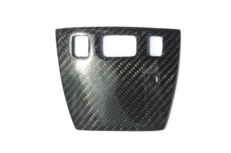 Полностью из углеродного волокна, карта свет Внутренняя окантовка, пригодный для 08 14 R35 GTR GT R35 CBA дБА карта противотуманных фар крышка лампа д... - 6