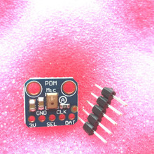 US $7.0 |3492 PDM MEMS Microphone Breakout Microphone Module MP34DT01-in Cable Winder from Consumer Electronics on Aliexpress.com | Alibaba Group