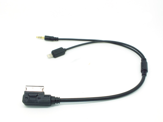 Mdi Ami Micro 3 5mm Aux Lightning Cable Wires For Iphone 5