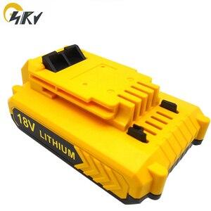 Image 4 - Bateria de ferramenta de alimentação de íon de lítio, 18v fmc687l pcc680l pcc685l lbx20 lbxr20 para stanley pai max Fmc687l Xj