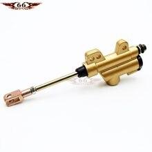 ATV главный цилиндр Quad гидравлический задний тормоз 50cc 70cc 90cc 110cc 125cc Peace Roketa Новый
