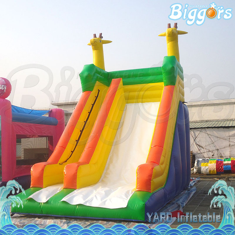 Summer Funny Inflatable Slide Inflatable Water Slide With Commercial Grade Material funny inflatable slide water slide for sale