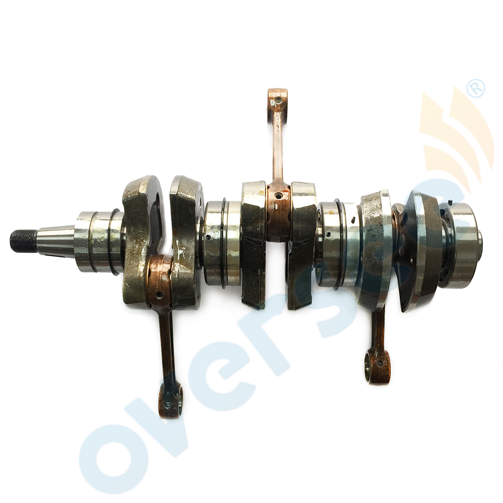 NEW 6H3-11400 Crankshaft Assy For 60HP Yamaha Outboard Engine  6K5 Model Parsun 60HP 6H3-1140-03 69D-W1140-01