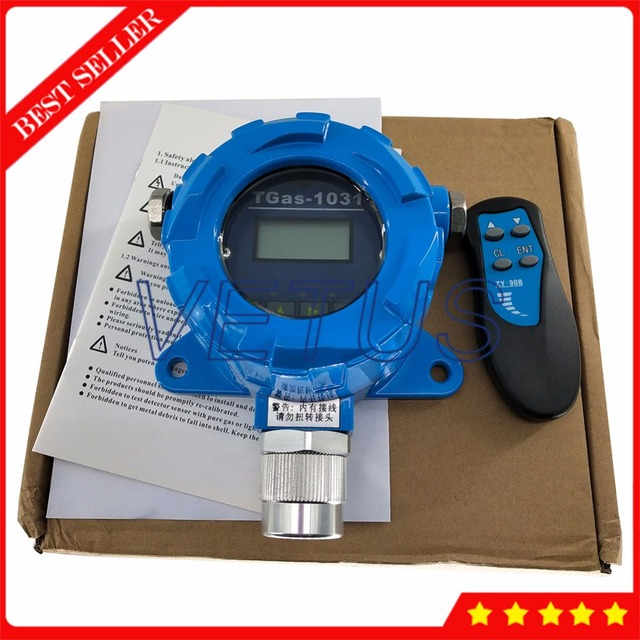 Range 0-100ppm TGas-1031 TGas-1031-SO2 sulfur dioxide Gas detector SO2 Gas analyzer gas transmitter