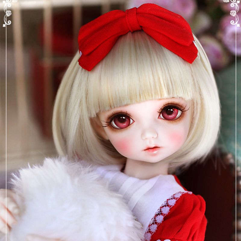 Rosenlied RL Miu bjd sd doll 1/4body model boys or girls bjd doll oueneifs High Quality resin toys free eye beads shop handsome grey woolen coat belt for bjd 1 3 sd10 sd13 sd17 uncle ssdf sd luts dod dz as doll clothes cmb107