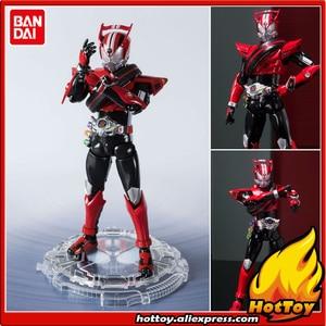 Image 1 - BANDAI ruhları Tamashii milletler S.H.Figuarts (SHF) aksiyon figürü Kamen Rider sürücü tipi hız 20 Kamen Rider başladı Ver.