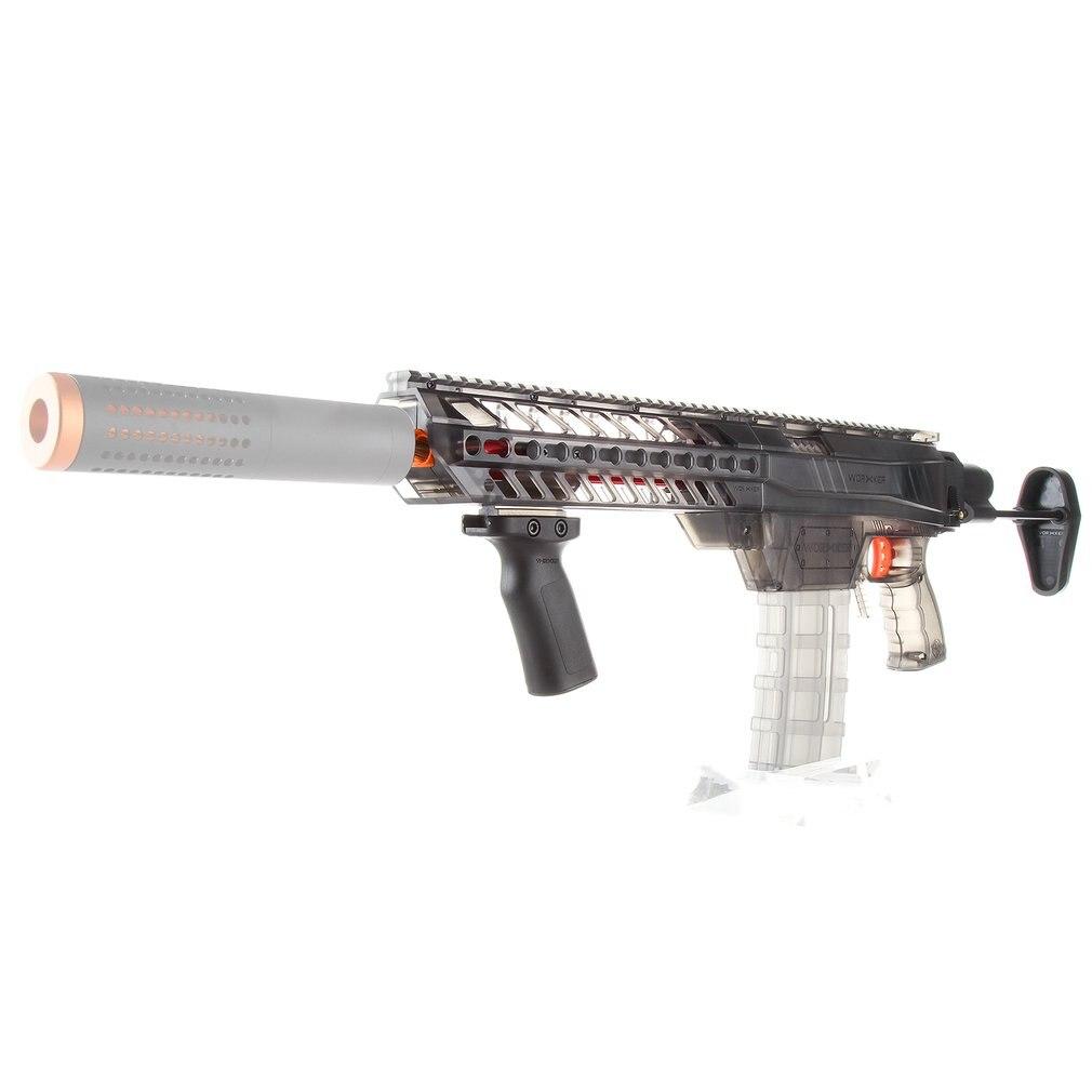 Travailleur YY-R-W007 W008/W009 RMCX Style Mod Kits Set pour Nerf N-strike Elite Stryfe Blaster Un kit de pompe jouet accessoires d'armes à feu