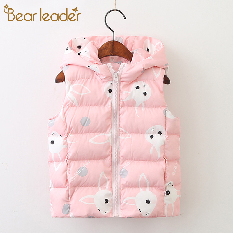 Girls' Baby Clothing Honey Baby Girl Winter Clothes Faux Fur Baby Girlsvest Coats Warm Waistcoat Kids Sleeveless Jacket Outerwear Baby Girl Clothing Vests