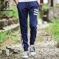 Pioneer camp envío gratis 2017 nueva moda para hombre pantalones sudaderas con capucha ropa de marca de alta calidad para hombre pantalones deportivos pantalones casuales