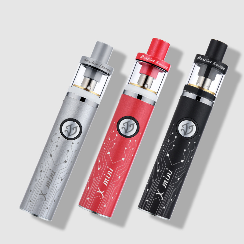 HUIMOKE Latest Electronic Cigarette Vape Pen X mini  Large Smoking Kit With Battery Atomizer 3ML High Quality E Cigarette