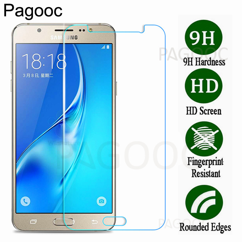9H 2.5D Tempered Glass on the for <font><b>Samsung</b></font> Galaxy J5 J3 J7 <font><b>A3</b></font> A5 A7 <font><b>2017</b></font> 2016 2018 <font><b>Screen</b></font> <font><b>Protector</b></font> on <font><b>Samsung</b></font> J3 J5 J7 2016 Film image