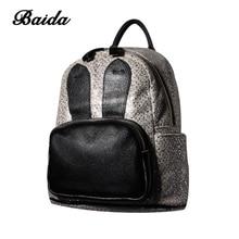 Новый 2017 реальные натуральная кожа женщины рюкзак Симпатичные совместные Стиль женская сумка ежедневно большой Ёмкость рюкзак