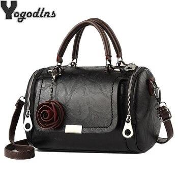 f6c1c2504e6b Модные женские туфли сумка с цветок подвеска дамы сумки вечерние кошелек  Бостон Сумка повседневная женская обувь Crossbody сумки
