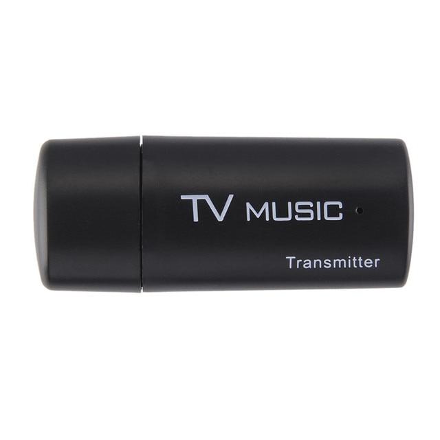 BT35F05 Wireless  USB Bluetooth 2.1  Transmitter Stereo Music Audio Adapter Transmitter for Smart TV/Computer/DVD/MP3