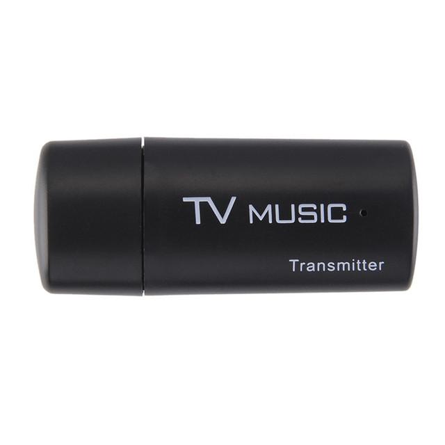BT35F05 USB Inalámbrico Bluetooth 2.1 Transmisor receptor de Música Estéreo Adaptador de Audio Del Transmisor para Smart TV/Pc/DVD/MP3