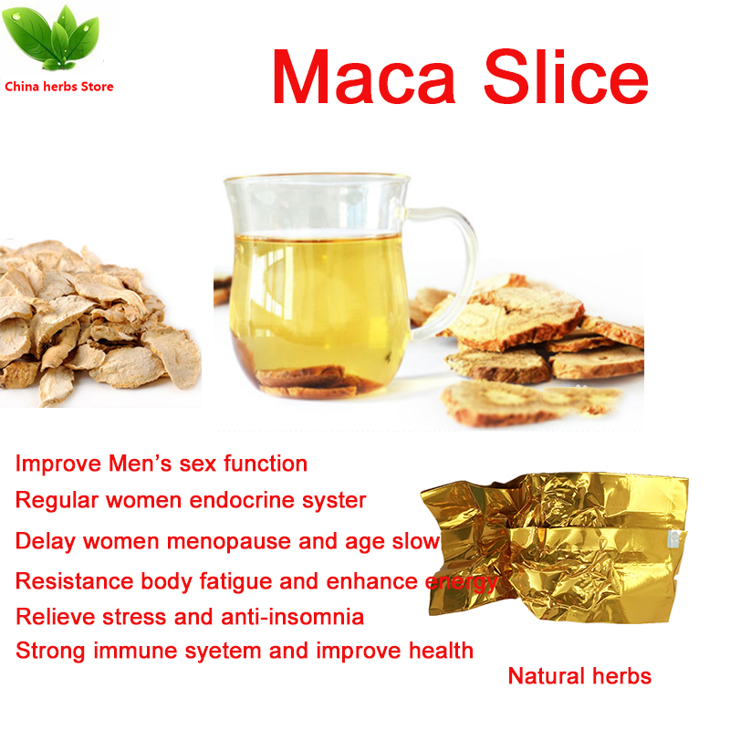 5bags/25g Maca Root slice herbal tea improve Sexua Experience increase energy for man/women Chinese Natural Viagra free shipping phnom penh wild rose tea premium beauty and herbal tea free shipping 60g genuine deauty menstruation