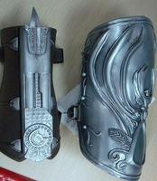 Assassins creed hidden blade אחים אציו Auditore Gauntlet Replica קוספליי Chritmas פעולה דמויות צעצוע