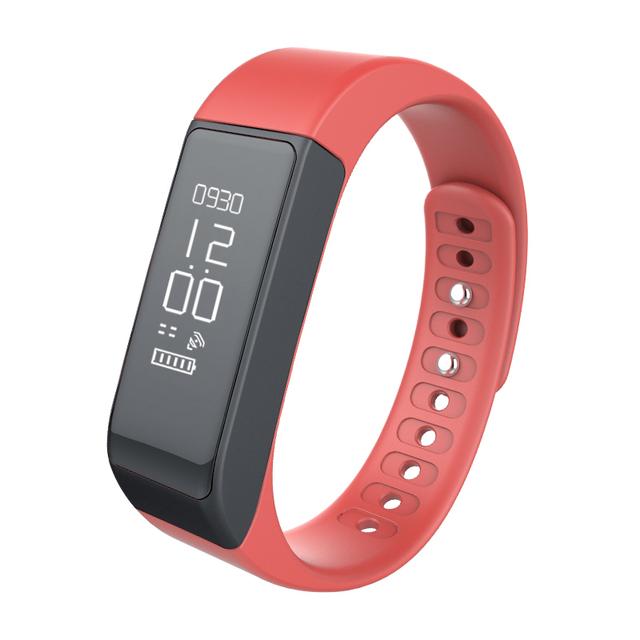 Original iwownfit i5 Plus Smart Bracelet i5plus Wristband Bluetooth 4.0 Activity Tracker SmartBand Passometer Sleep Monitor IP67