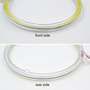 Image 5 - Светодиодный светильник, Круглый, 12 В, 60 мм, 70 мм, 80 мм, 90 мм, 100 мм, 120 мм