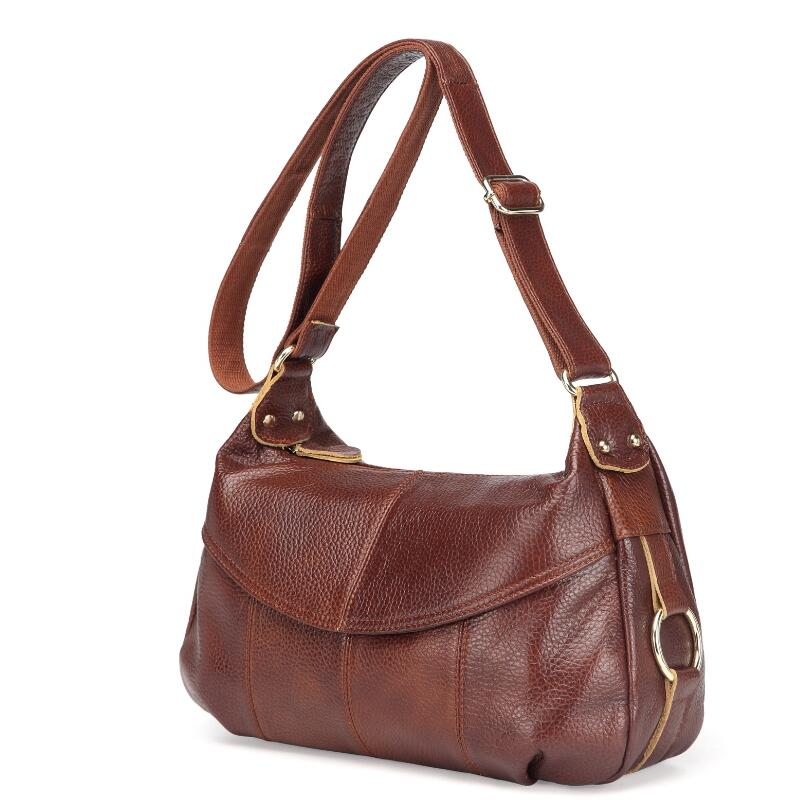 2018 Vintage Cowhide Women handbags Genuine Leather Female Shoulder Bags Women Messenger Bag large size Crossbody Bags Bolsas