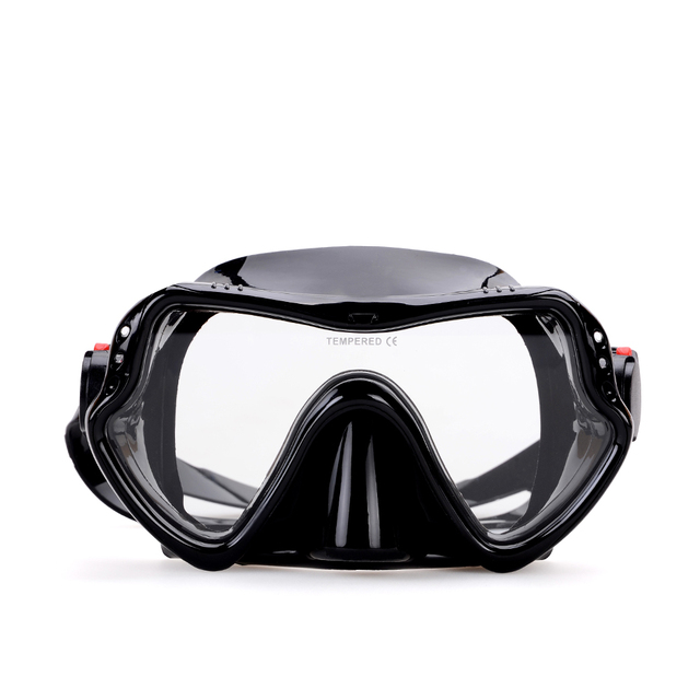 Diving Gear – Single Lens Frameless Diving Mask & Snorkel