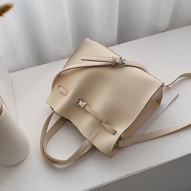 Elegant Female Big Tote bag 2019 New Quality PU Leather Women's Designer Handbag Leisure High capacity Shoulder Messenger Bag