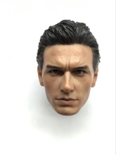 Custom 1/6 Scale Green Goblin Head Sclupt for 12 Hot Toy Action Figure Body Dolls