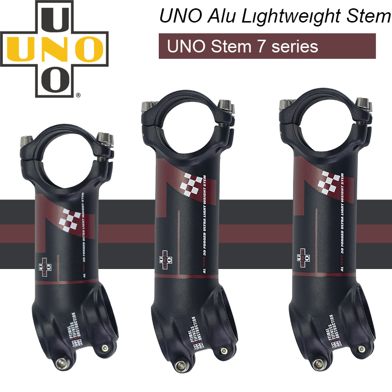 Bike Stem 31.8mm Lightweight Bicycle Handlebar Stem 7//17° for MTB Mountain Bike