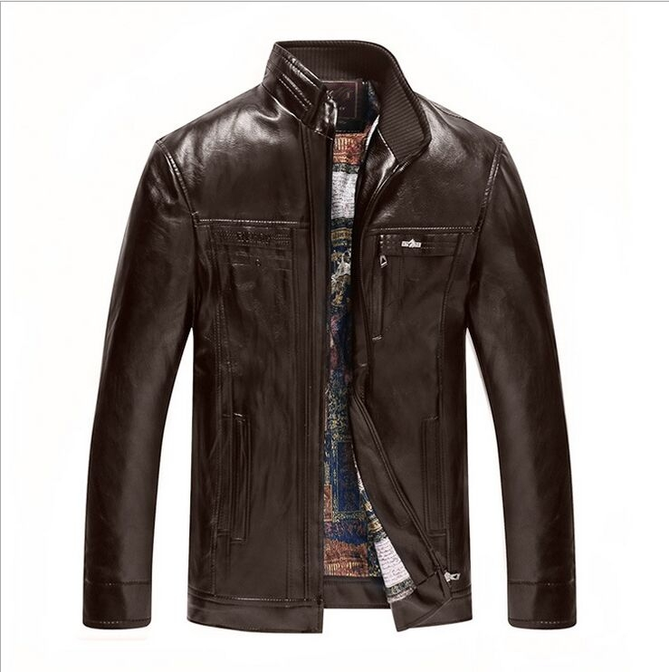 Mens dress leather jackets