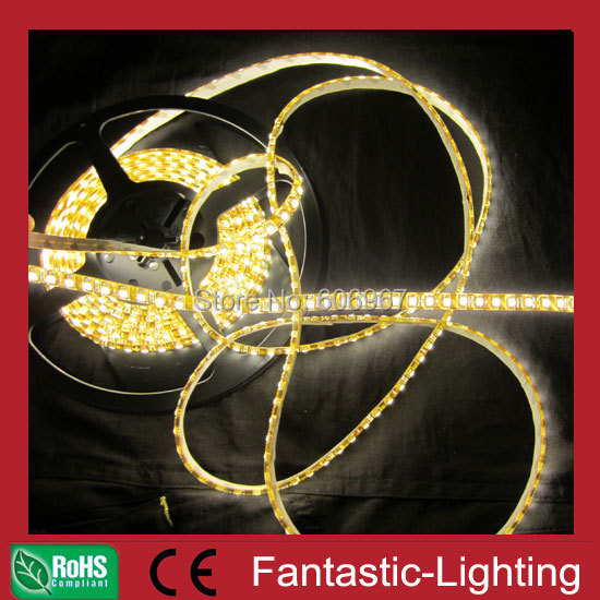 5M 3528 SMD LED Flexible Strip 600leds IP65 120leds/Meter Silicone outdoor light Waterpr ...