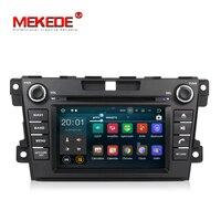 RK3188 Quad core android8.1 car dvd player headrest for Mazda CX7 CX 7 CX 7 2006 2012 car gps navigation audio video WIFI BT