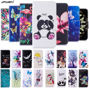 Cute Cartoon Leather Case For