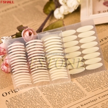 sticker 240 Pairs Invisible Nice Wide/Narrow Double Eyelid Stickers Technical Eye Tapes #H027#