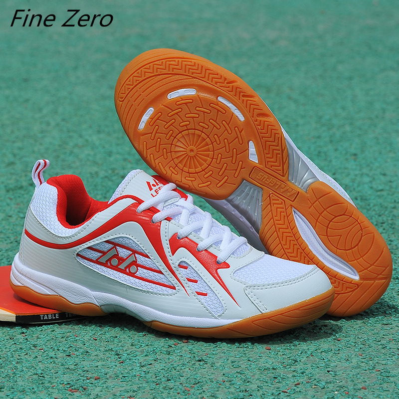 Trend Men Sneakers Outdoor Jogging Fitness Mesh Women Shoes Men Comfortable Sneakers Anti-Slippery Badminton Tennis Sport Shoes