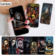 Lavaza The Curse Of Michael Myers Silicone Case for Huawei P8 Lite 2015 2017 P9 2016 Mimi P10 P20 Pro P Smart Z 2019 P30