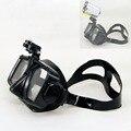 Buceo máscara de buceo Snorkel natación templado Glasse para Sony HDR-AS200V AS300R AS100V FDR-X3000R HDR-AS50 deporte Cámara de Acción