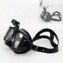 Máscara de buceo Scuba Snorkel natación cristal templado para Sony HDR AS200V AS300R AS100V FDR X3000R Cámara de Acción de deportes HDR AS50