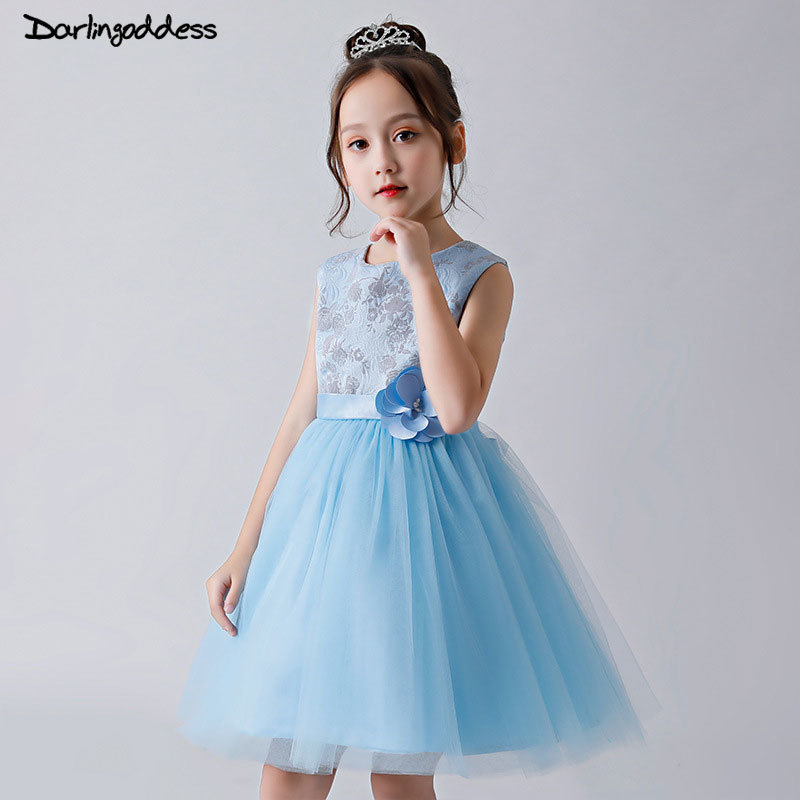 2018 Flower Girl Dresses For Weddings First Holy Communion Dress