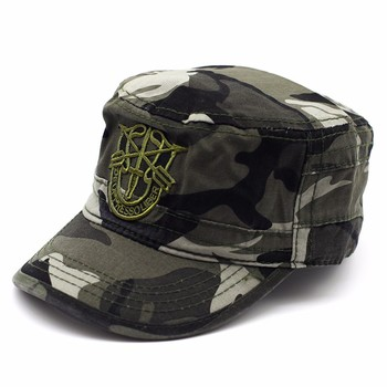 New Unisex Tactical Camouflage Camo Baseball For Men Flat Cap Us Army Cap Mens Snapback Bone Tactical Sport Hats For Adult