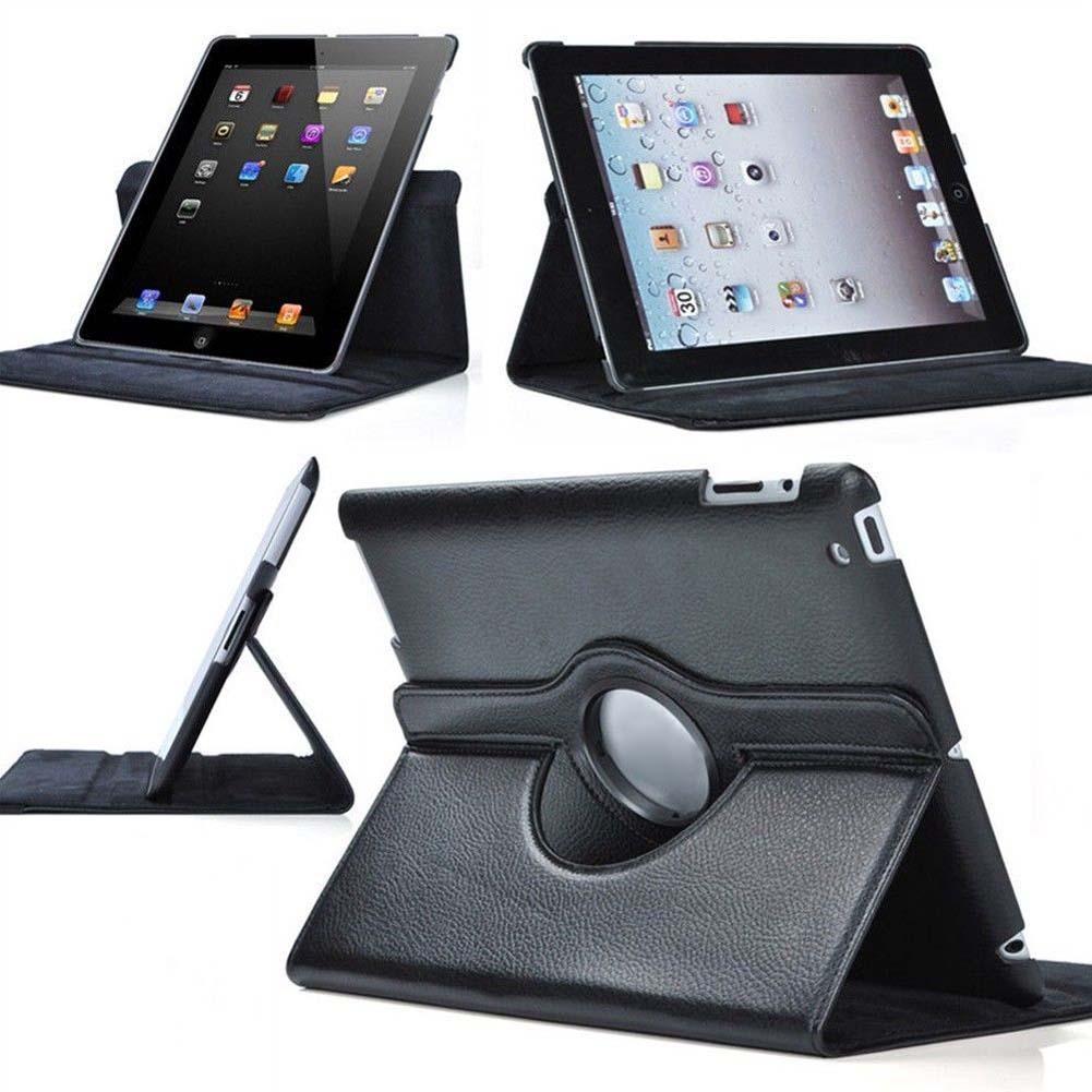 Cover For Apple iPad 9.7 iPad 1 2 3 Case PU Leather Flip Sma