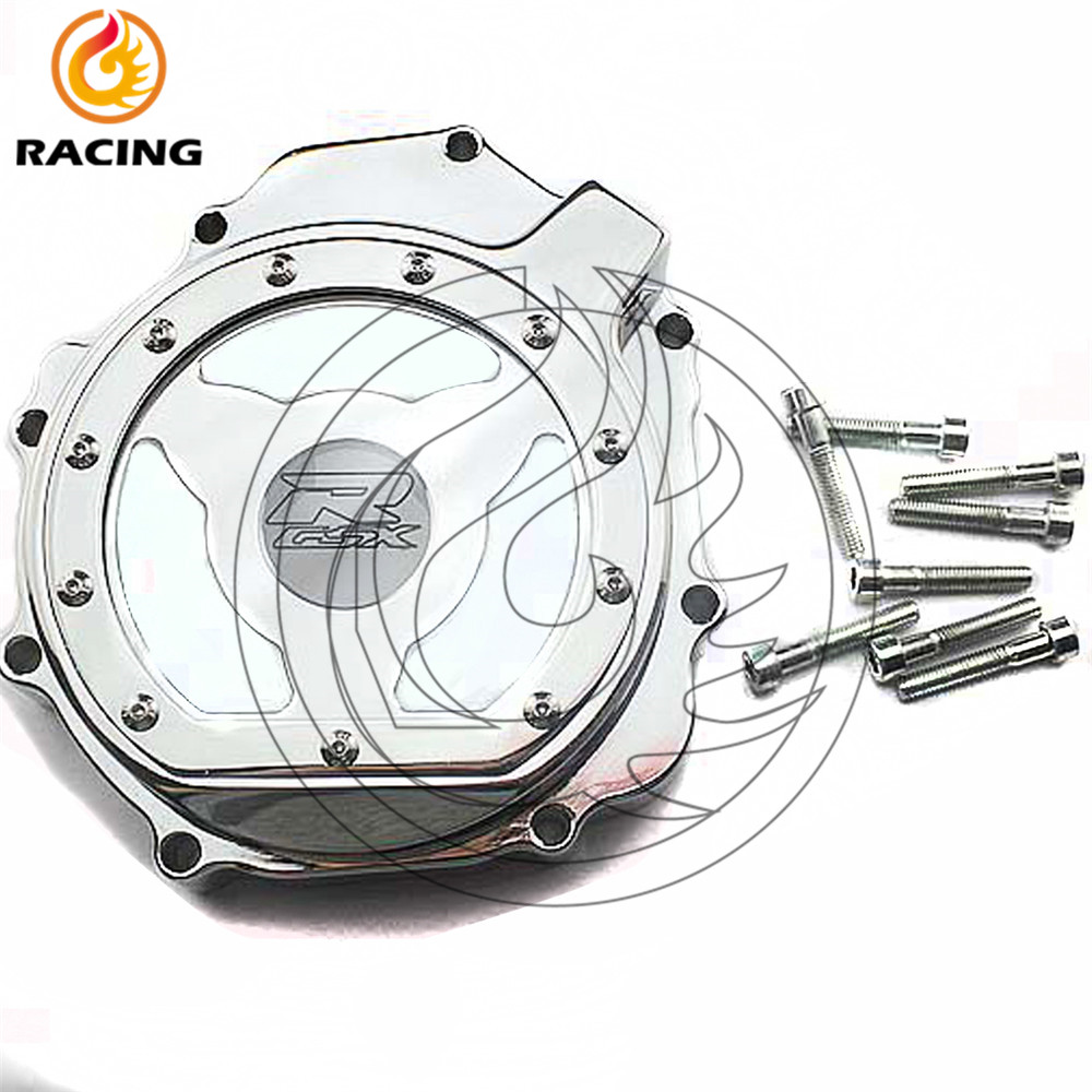 Motorcycle Accessories Engine Stator Cover Crank Case Cover Crankcase For SUZUKI GSXR1000 K5 K7 2005 2006 2007 2008