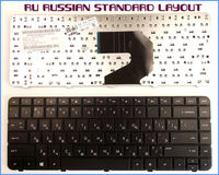 Russian RU Version Keyboard For HP Pavilion G43 G4 G4 1000 1056TU G6 G6 1000 Laptop