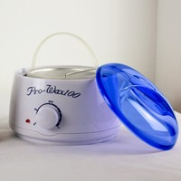 Warmer Wax Heater Professional SPA Hands Feet Paraffin Wax Machine Emperature Control Kerotherapy Depilatory With Blue