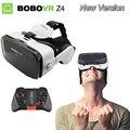 Gafas de realidad virtual 3d vidrios originales bobovr z4/bobo vr z4 mini google caja de cartón vr 2.0 gafas para ios/android teléfonos