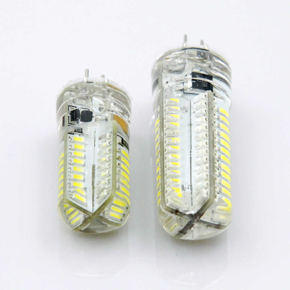 Ynl LED G4 3014 SMD 3 W 2 W 1 W 220 V & DC 12 V G4 Lampu LED 20 W Lampu Halogen G4 LED 12 V Jagung Bulb Silikon Lampu Lampu Gantung Lampu