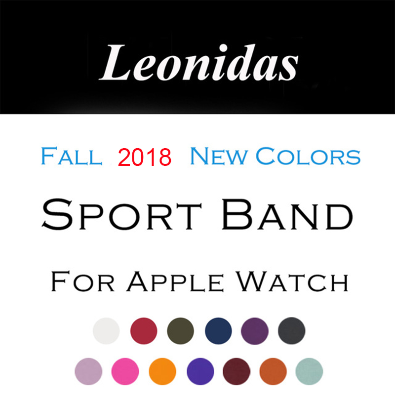 Colorful Soft Silicone For iWatch Sport Band for Apple Watch Series Replacement Watch Strap for Apple Watch Bands 42mm colorful soft silicone sport band for apple watch bands 42mm wrist bracelet strap for apple watch series 3 2 1 iwatch watchbands