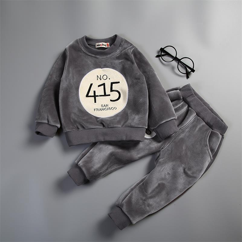 Baby Boys Clothing Sets 2018 Spring Kids Clothes Casual Boys Girls Clothes Costume Children Pullover Clothing Sets for Boys spring kid boys girls print sweater with hat children casual clothing 2016 children s sets summer kids baby boy clothes 2987
