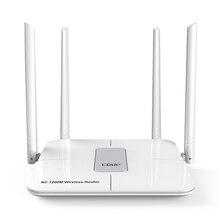 Высокая Мощность через стены WI-FI маршрутизатор английской версии Wi-Fi маршрутизатор 1200 Мбит/с 2.4 г/5 г Dual Band Wi-Fi Extender усилитель сигнала