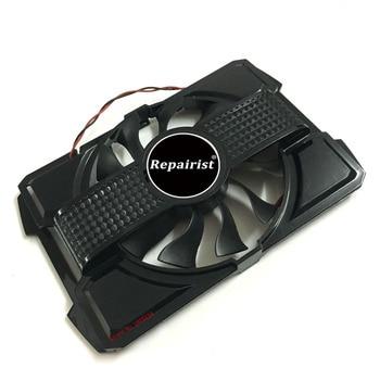 GT 220 440 GPU VGA del dispositivo di Raffreddamento Ventola di raffreddamento Per ASUS EN GT220/DI/TC512MD3 GT240/DI/512MD5 /UN GT430/DI/TC1GD3 GT440 Carta di Vedio di Raffreddamento
